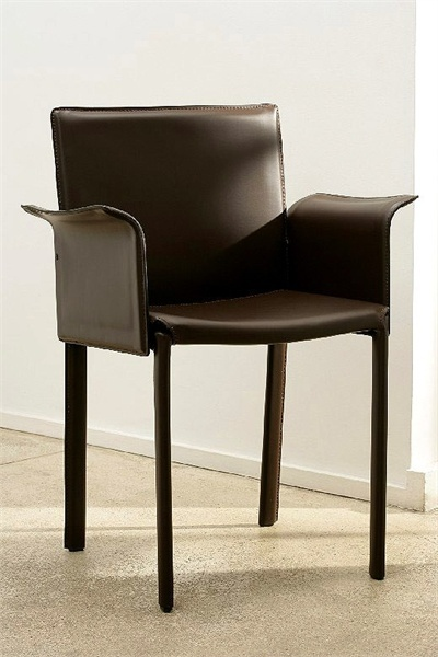 Chair with armrests, Gilda - Artelano