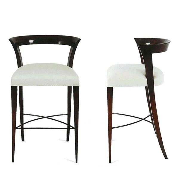 Bar stool Alice Christopher Guy Luxury furniture MR