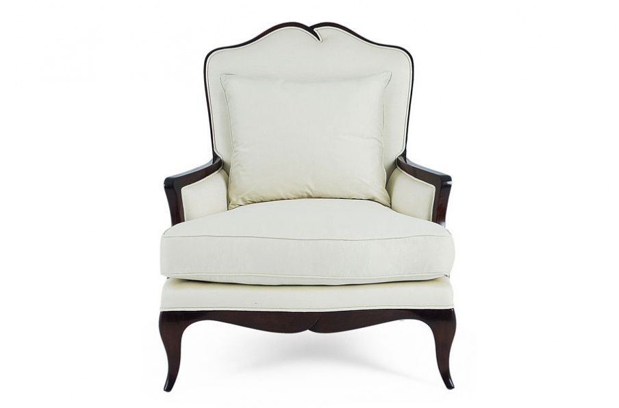 Superb Armchair In Classic Style, Christopher Guy