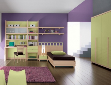 Green modular furniture a new solution for your house for C4 arredamenti