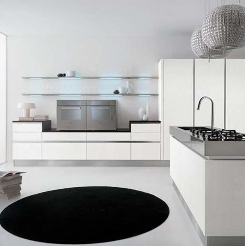 Kitchen (kitchen set) LUBE Cucine, Brava 3 - Luxury furniture MR