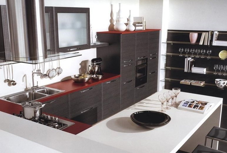 Kitchen (kitchen set) LUBE Cucine, Doris 1 - Luxury furniture MR