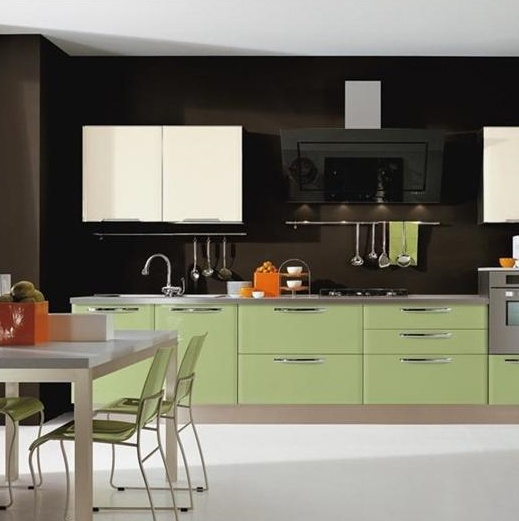 Kitchen (kitchen set) LUBE Cucine, Doris 5 - Luxury furniture MR