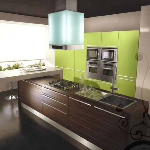 Kitchen (kitchen set) LUBE Cucine, 1 Fabiana