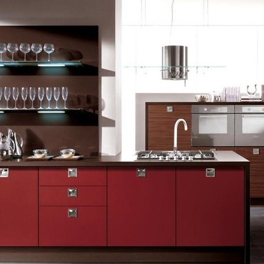Kitchen (kitchen set) LUBE Cucine, Fabiana 3 - Luxury furniture MR