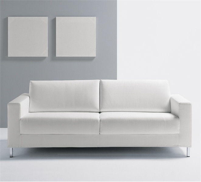 Sofa Bed On Steel Frame James U0026 Max Milano Bedding