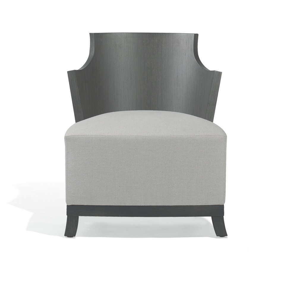 The Chair Frame Is In Solid Wood Upholstered Curva Past Luxury Furniture Mr