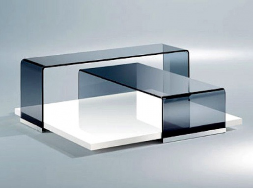 Layers coffee table