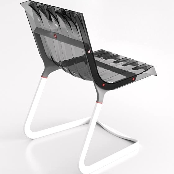 Dining chair, Abarth Chair - Casamania