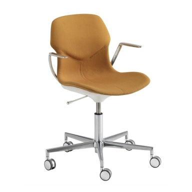 The Stereo chair Armchair with castors
