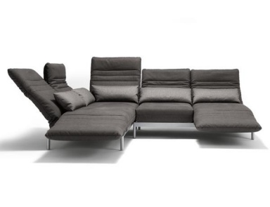 sofa plura corner sofa rolf benz. Black Bedroom Furniture Sets. Home Design Ideas