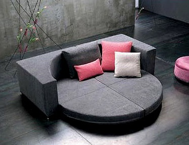 Sofas Round Sofas Saba Italia Luxury Furniture Mr