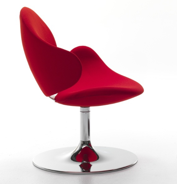 Chair swivel Giant Bubble, Sintesi