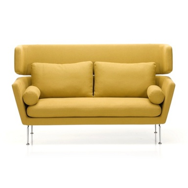 Sofa the Suita sofa with high backrest