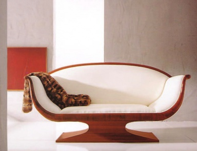 Sofa Walnut A598, Annibale Colombo (designer Sofa)
