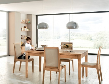 Dining Table L601R 160 Arte Brotto Luxury Furniture For Room