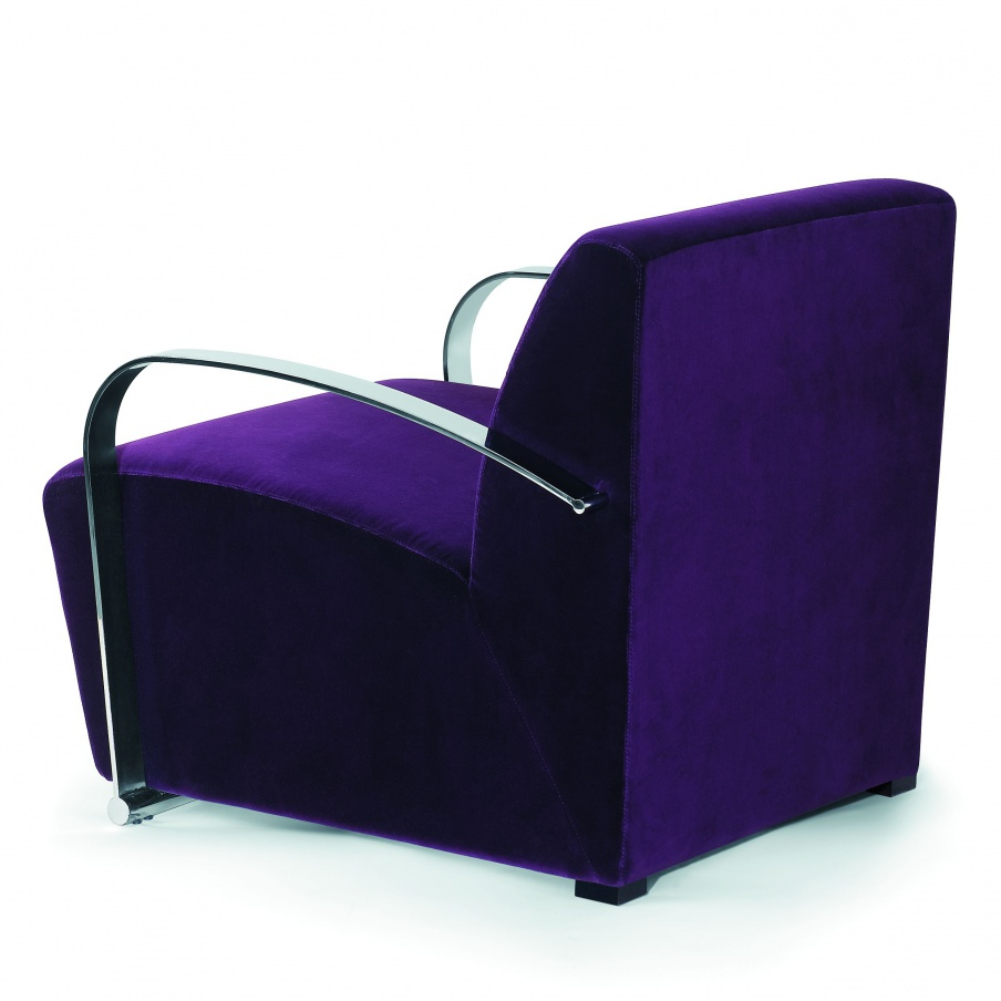 Bedroom Furniture Made In Italy Black Furniture Bedroom Wall Color Bedroom Decor Chair Bedroom Colours Purple: Seat Upholstered Velvet And Wooden Frame, Prototipo