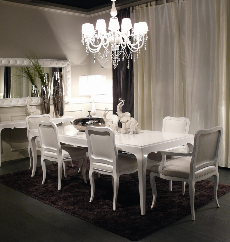 Dining table, Valmori(table and chair, dining chair, Italy) - Luxury furnitur...