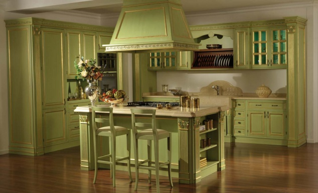 Kitchen furniture kitchen)