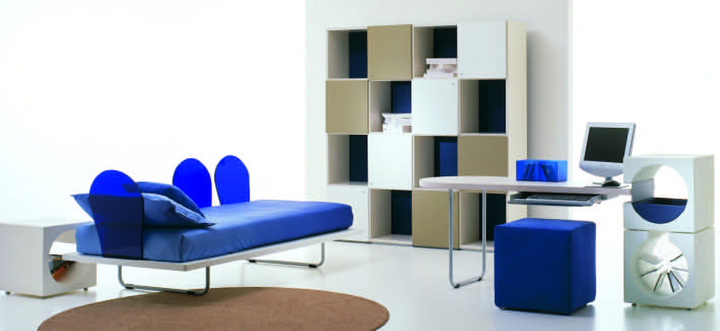 a set for the teen room di liddo perego luxury