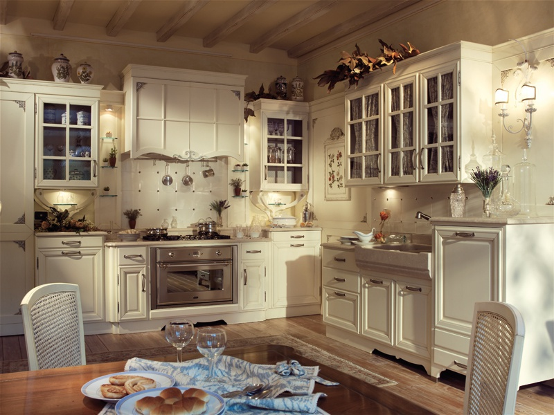 Kitchen (kitchen set) Arcari