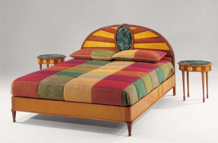 Bed from Colombo Stile