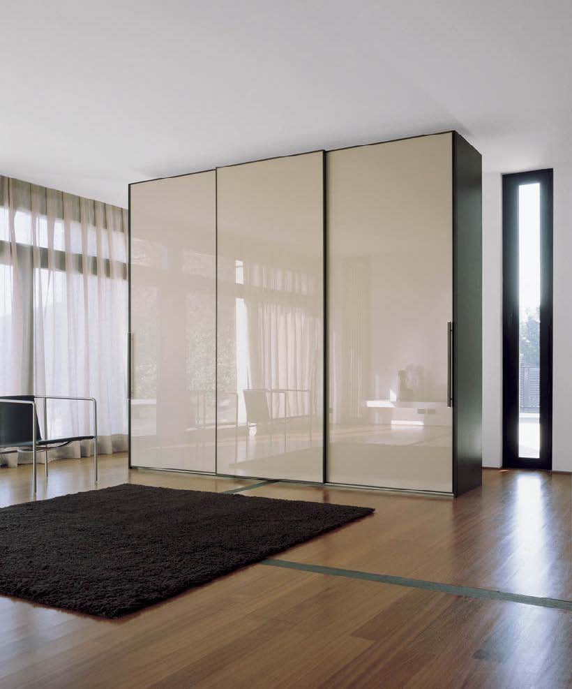The armadi wardrobe vetri, Line Gianser - Luxury furniture MR