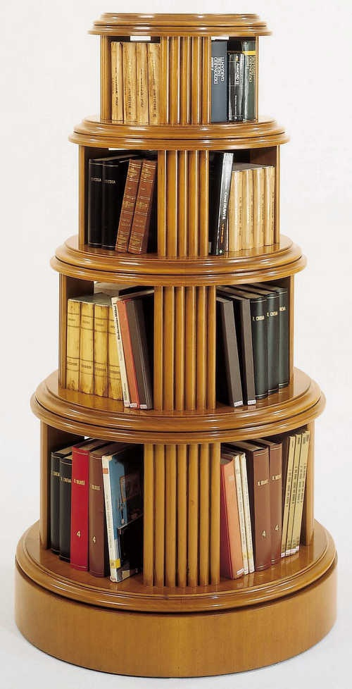 Bookshelf from Italian manufacturer Colombo Stile