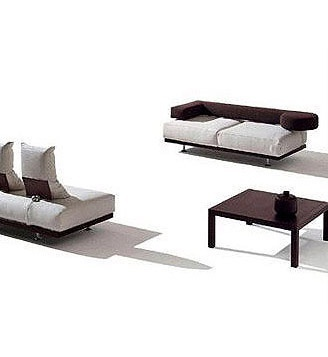 Living room (sofa set) Felicerossi