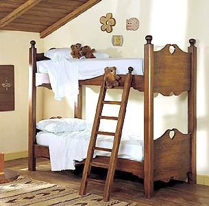 Bunk bed - DOLFI