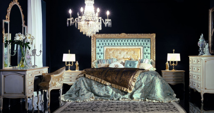 Set for bedroom, Ramplodi