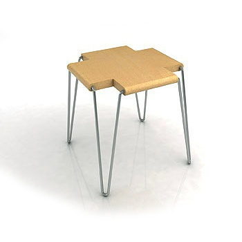 Stool, Crossit - Casamania