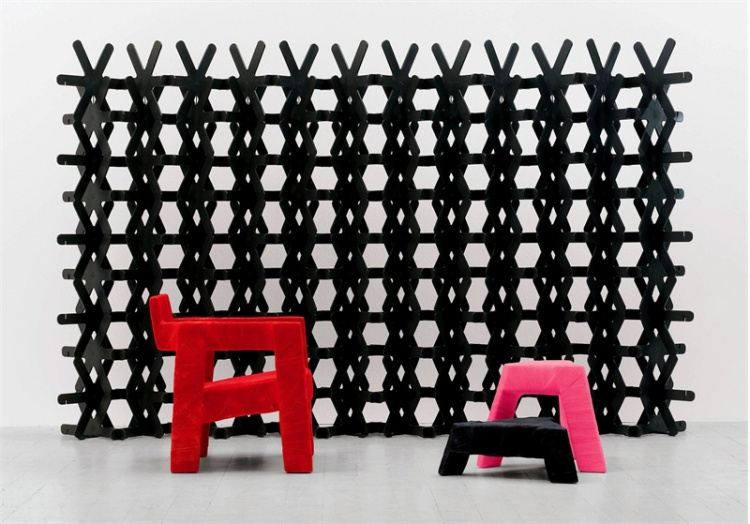 Fracture stool Furniture (stool), Cappellini