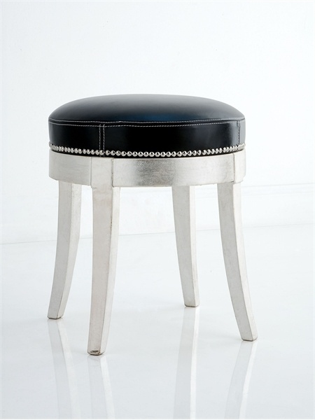 Stool on wooden frame 2079, Chelini