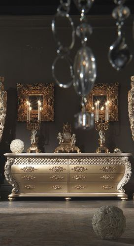 Dresser with drawers, Cappelletti