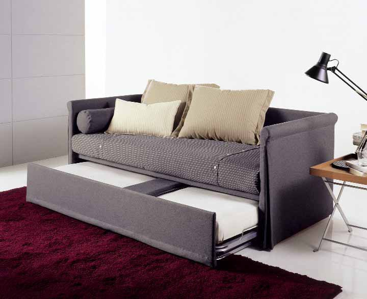 Sofa Bed With Fabric Upholstery Pol 74 Luxury Furniture Mr