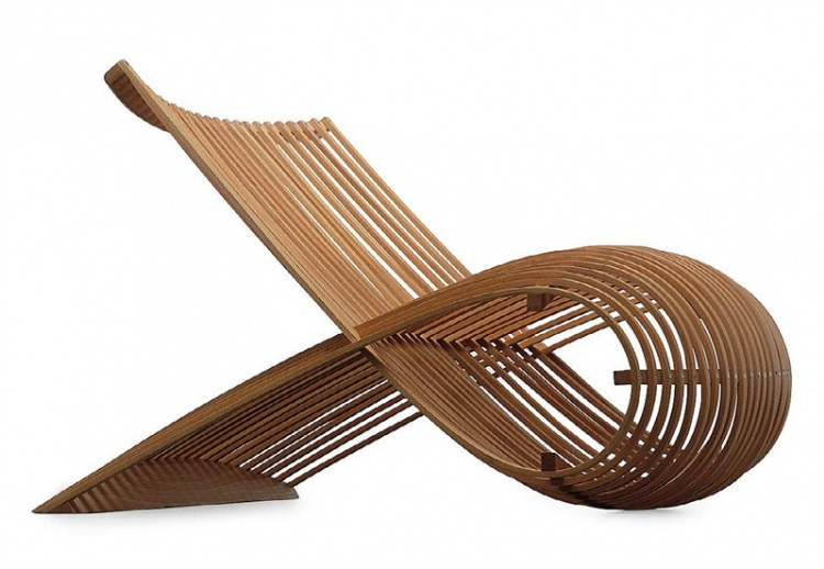 Chair, Wooden Chair, Cappellini