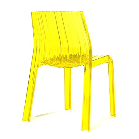 Side chair, Frilly Chair - Kartell