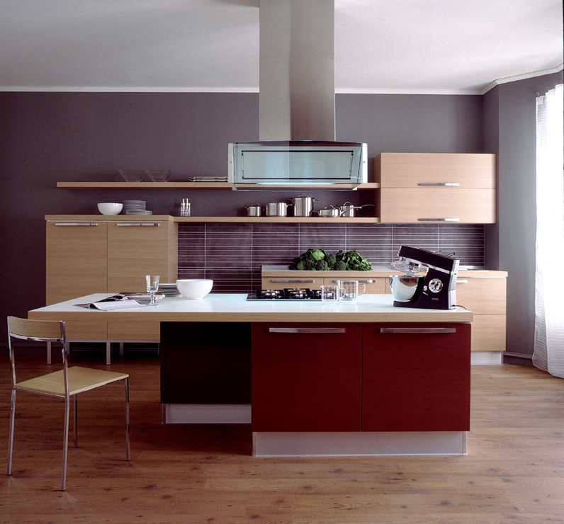 Kitchen Suite: Kitchen (Suite Kitchen), Veneta Cucine