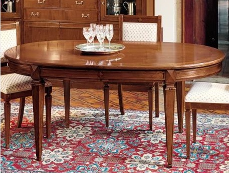Dining table, Aldo Moletta