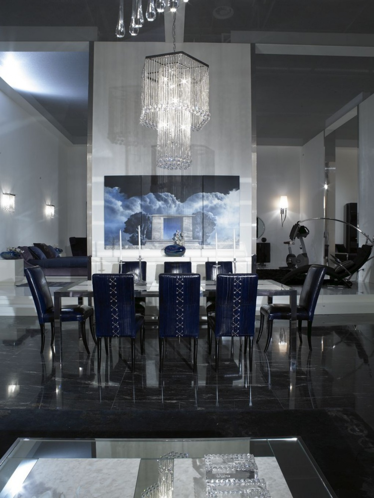 Dining room (dining set), IPE Cavalli