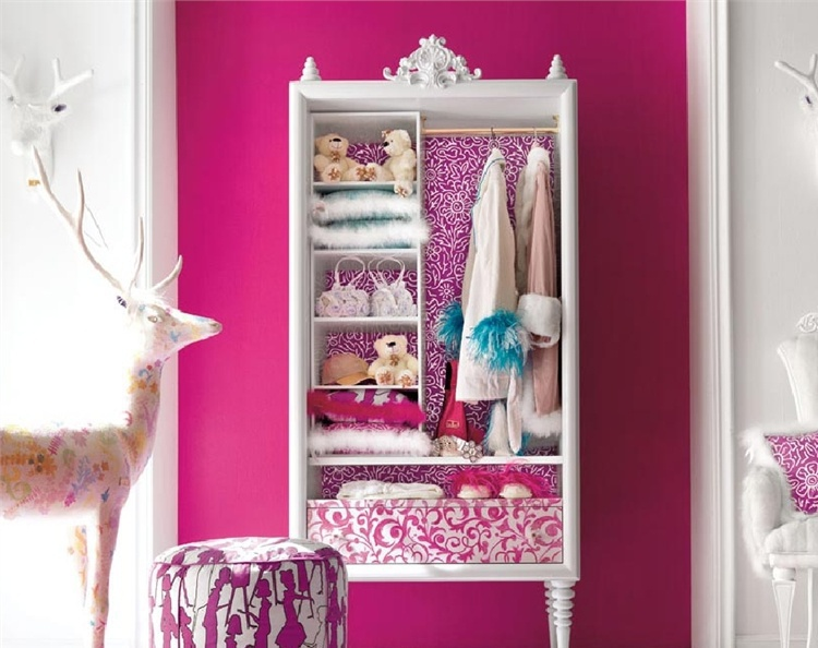 Wardrobe for children's room, AltaModa
