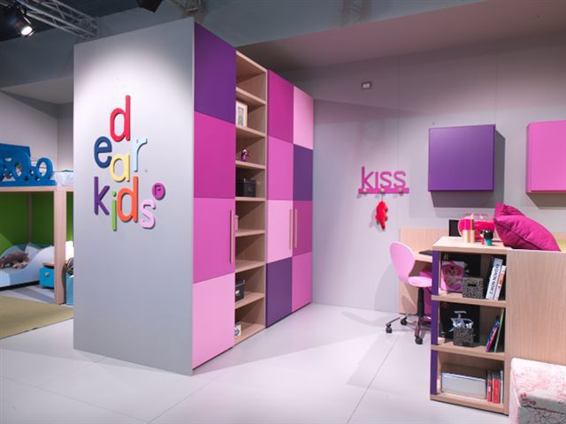 Set for children's room, Dear Kids