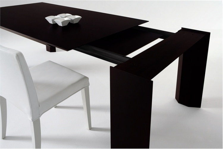 Dining table with rectangular top Norman, Massimo Castagna