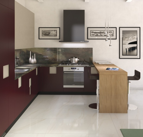 Kitchen Suite: Kitchen (Suite Kitchen), Carre Ernestomeda