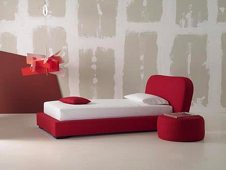 Single bed LETTO ARAN, Orizzonti