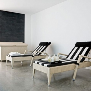 Chaise Lounge Relaxia