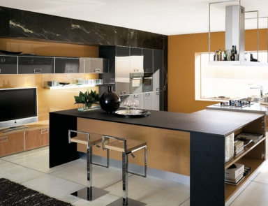 kitchen kitchen set luxor zaccariotto cucine