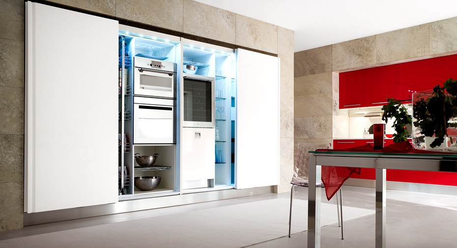 set for the kitchen a time zaccariotto cucine