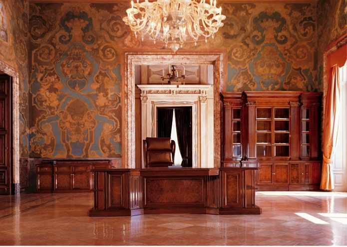 The office (Suite office) Mascheroni, Scrivania Presidential office
